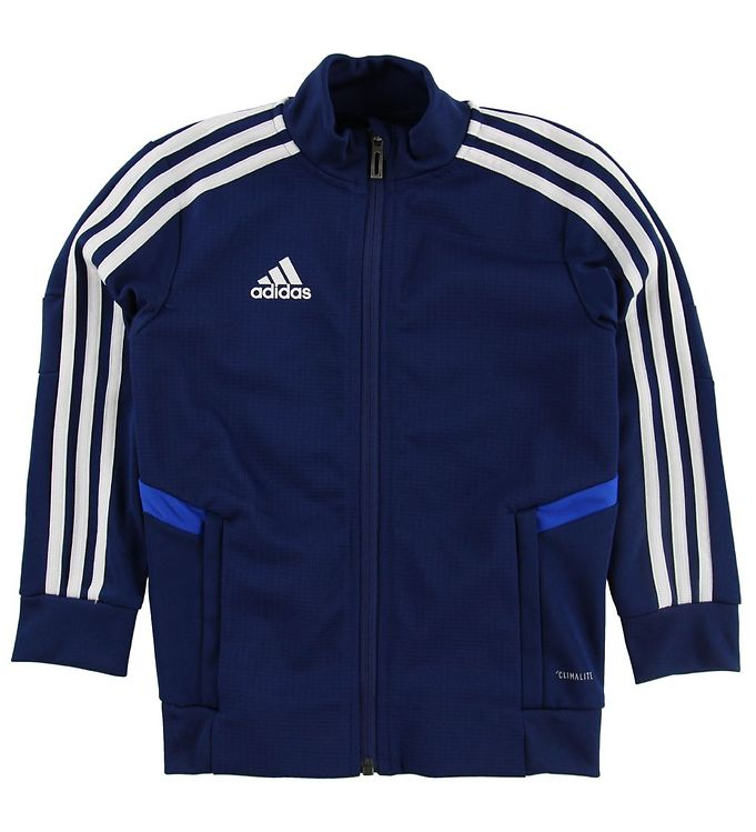 Image of adidas Performance Cardigan - Tiro19 - Navy (MV475)
