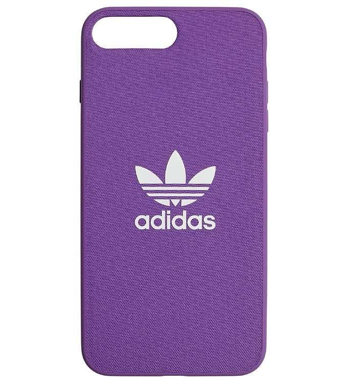 Image of   adidas Originals Cover - Trefoil - iPhone 6/6S/7/8 Plus - Purple