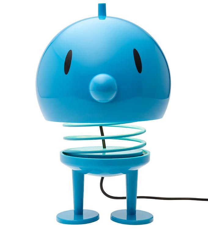 Image of Hoptimist Lampe - The Bumble Lamp - 23 cm - Turkis (MX038)