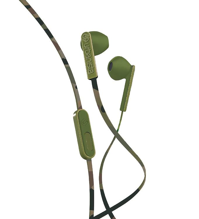 Image of Urbanista Høretelefoner - San Francisco - in-ear - Green Camo (MX044)