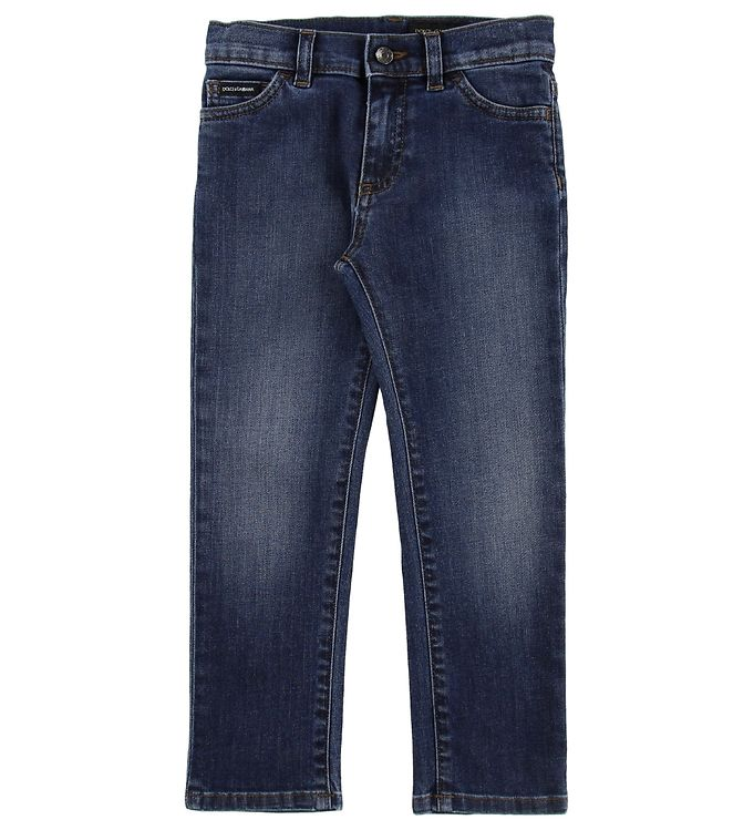 Image of Dolce & Gabbana Jeans - Blå (MX747)