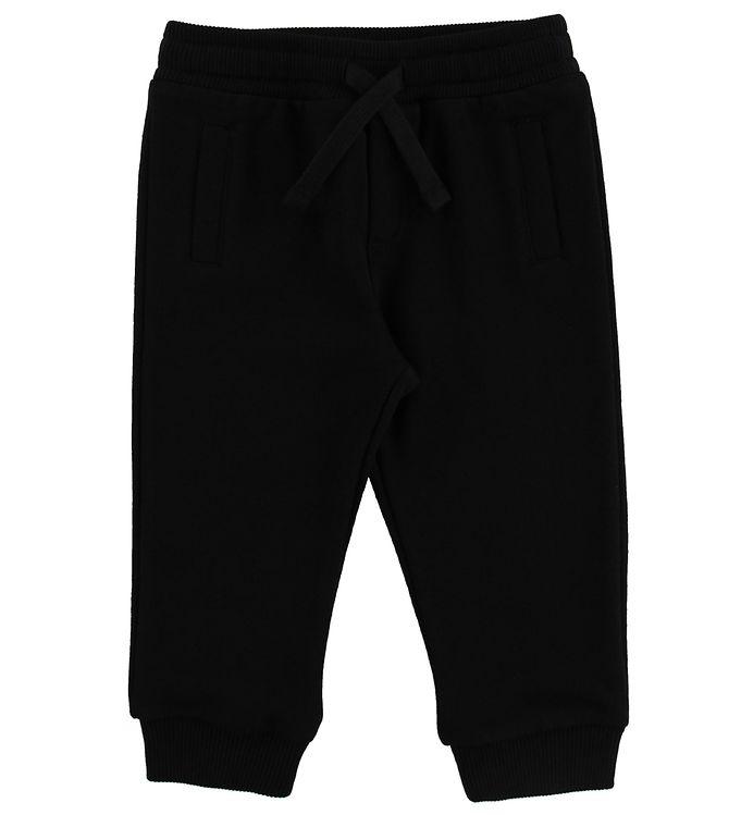 Image of Dolce & Gabbana Sweatpants - Sort (MX748)