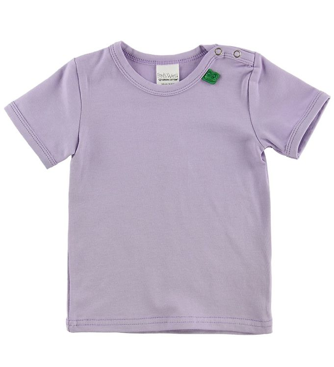 Image of Freds World T-shirt - Lavendel (MX855)