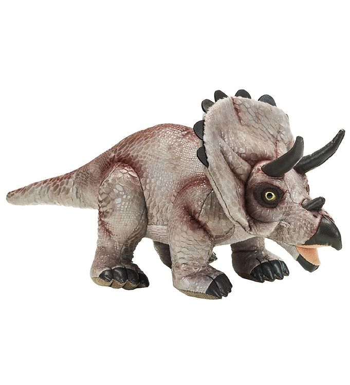 Image of National Geographic Bamse - 40 cm - Triceratops (MY095)
