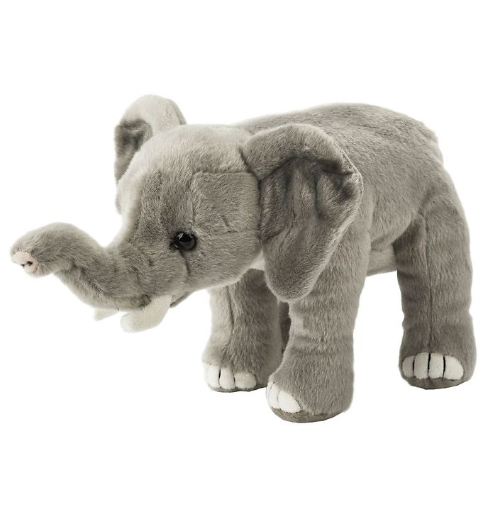 Image of   National Geographic Bamse - 23 cm - Afrikansk Elefant
