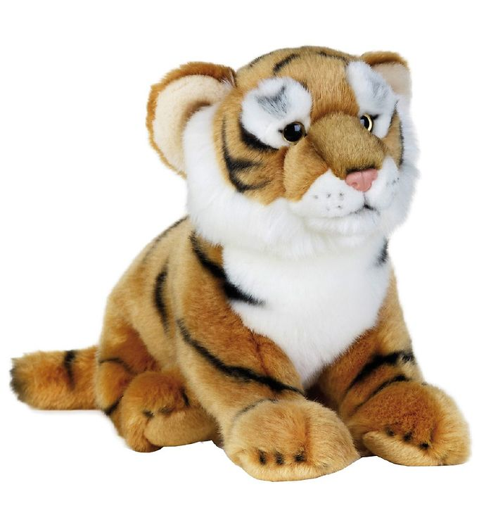 Image of National Geographic Bamse - 28 cm - Tiger (MY110)