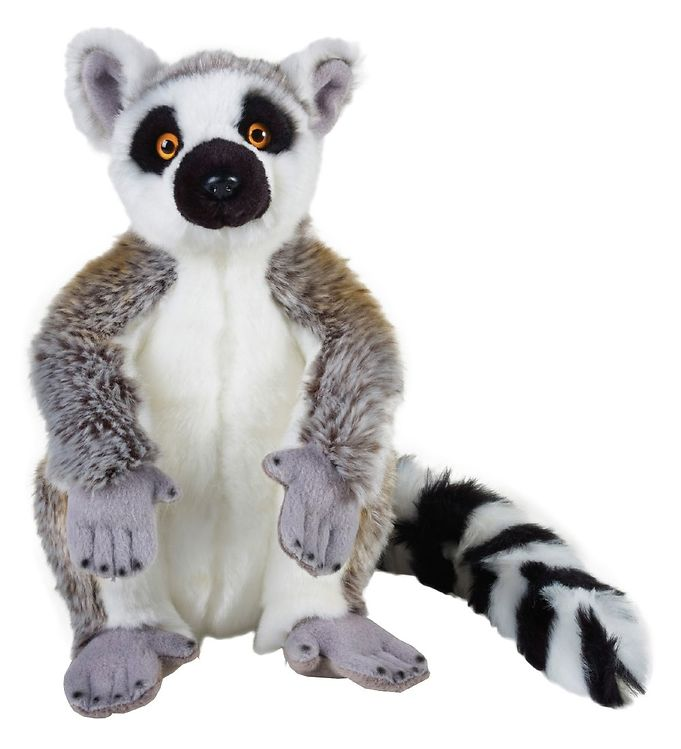 Image of National Geographic Bamse - 30 cm - Lemur (MY112)