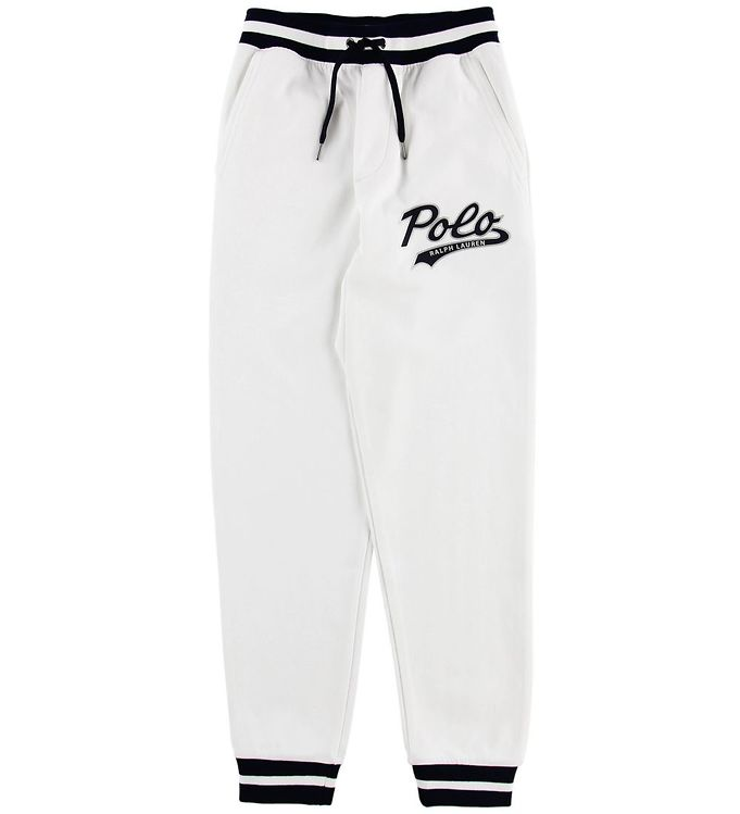 Polo Ralph Lauren Sweatpants - Hvid