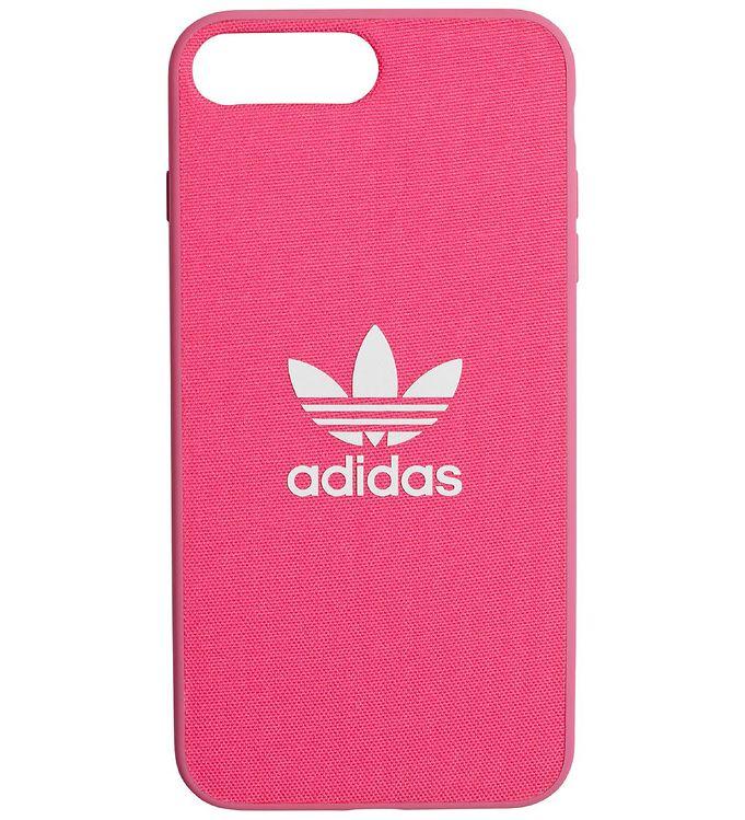 Image of   adidas Originals Cover - Trefoil - iPhone 6/6S/7/8+ - Pink
