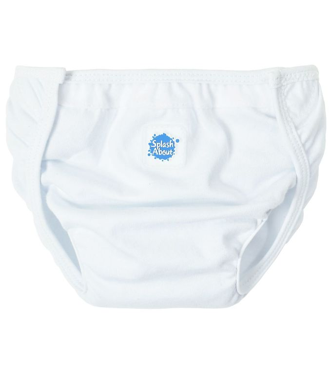 Image of Splash About Badeble - Nappy Wrap - Hvid (MY341)