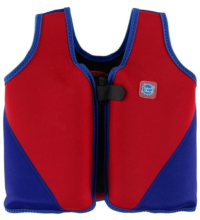 Image of Splash About Badevest - Float - Red/Navy (MY355)