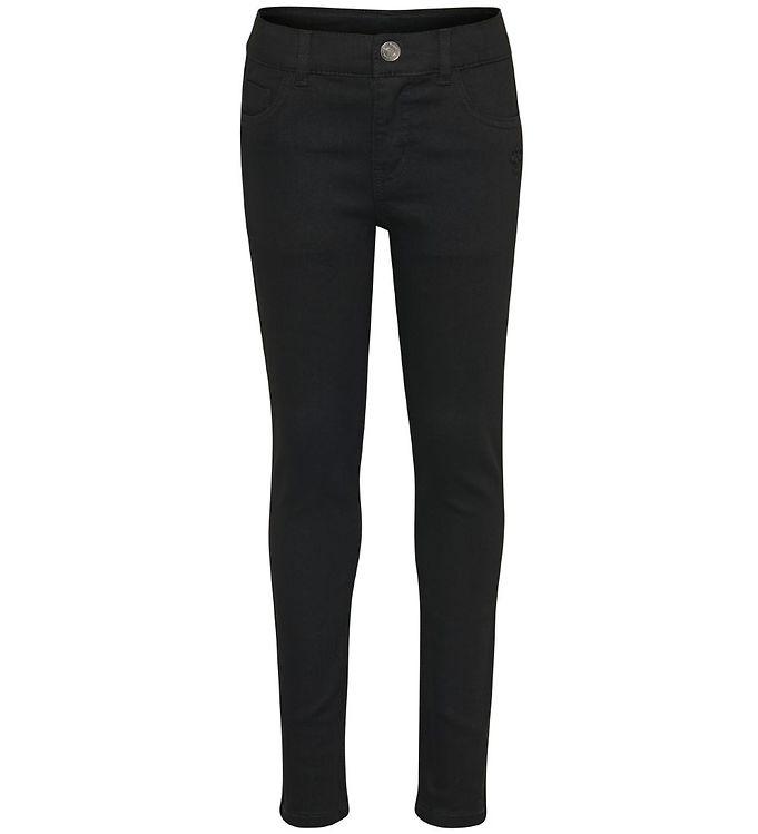 Image of Hummel Jeans - Dream - Sort (MY402)