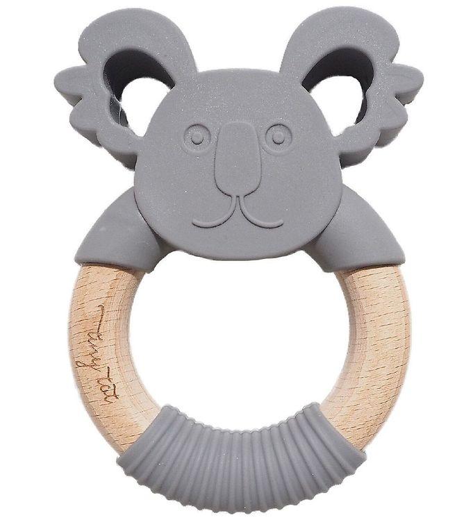 Image of Tiny Tot Bidering - Koala - Grå (MZ079)