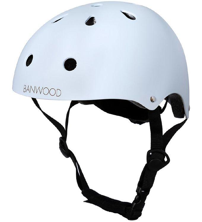 Image of Banwood Cykelhjelm - Classic - Sky (MZ243)