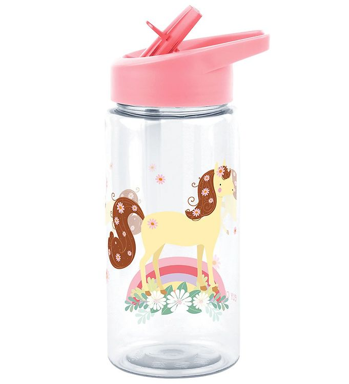 Image of A Little Lovely Company Drikkedunk - 400 ml - Horse (MZ246)