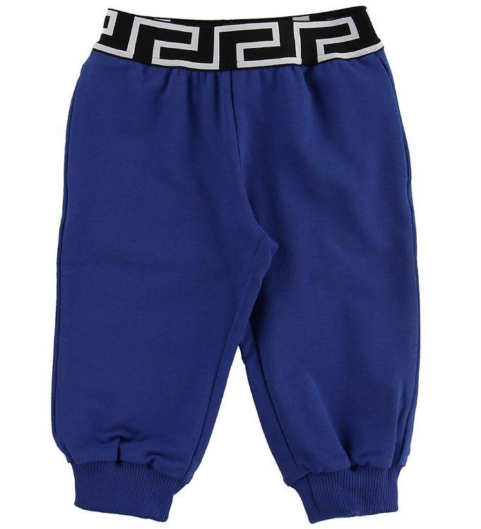 Image of Versace Sweatpants - Kongeblå (MZ267)