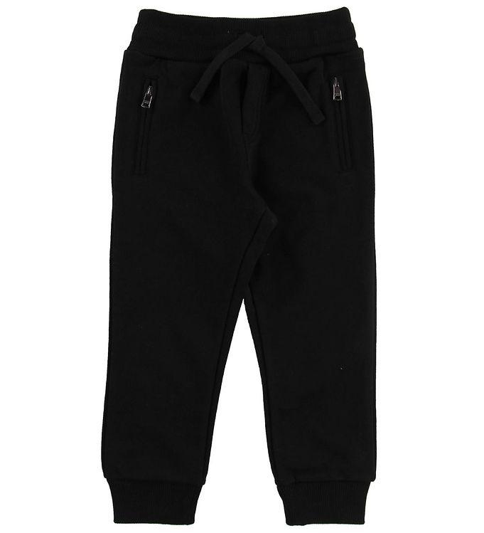 Image of Dolce & Gabbana Sweatpants - DNA - Sort (MZ296)