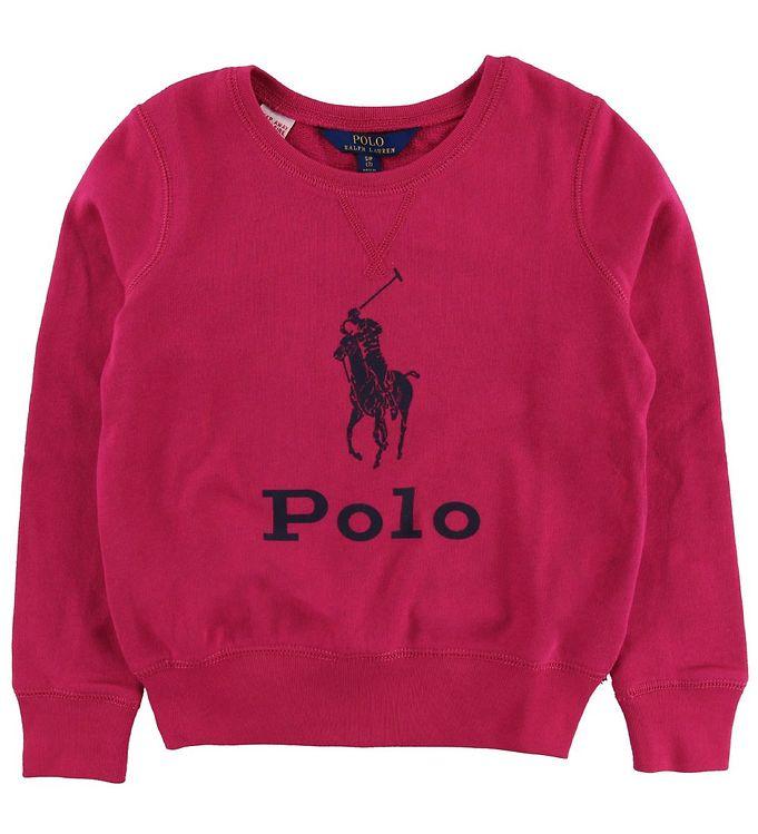 Image of Polo Ralph Lauren Sweatshirt - Pink (MZ501)