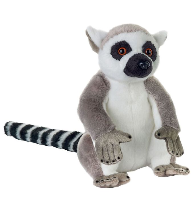 Image of   National Geographic Bamse - 24 cm - Lemur