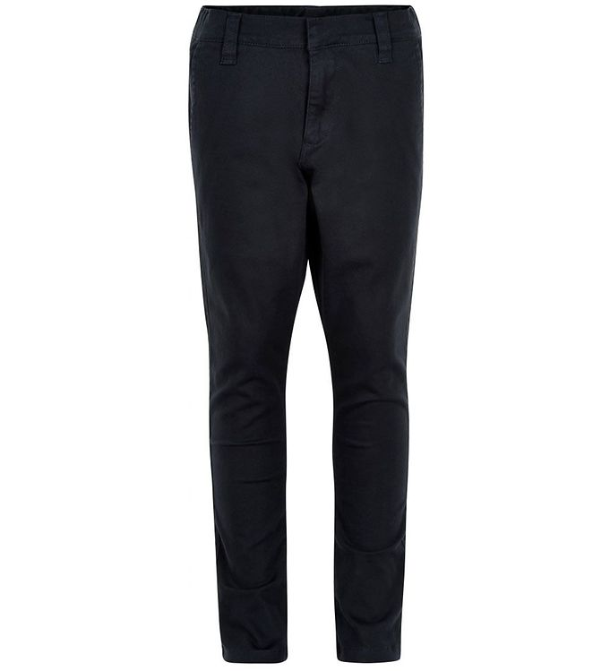 Image of The New Chinos - Gustavo - Navy (MZ806)