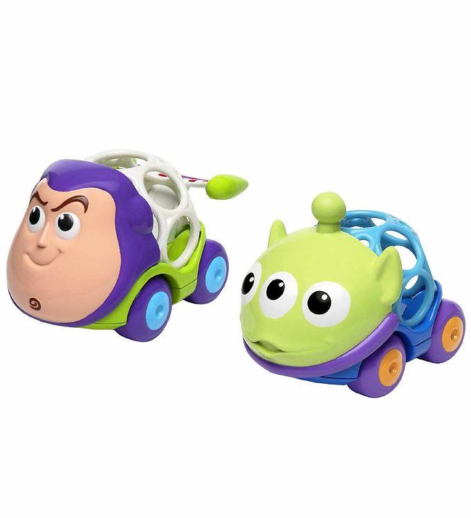 Image of Oball Legetøjsbiler - Toy Story (MZ873)