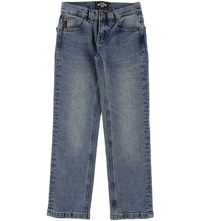 Image of Billabong Jeans - Outsider - Indigo Wash (NA578)