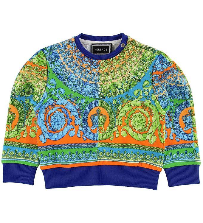 Image of Versace Sweatshirt - Multifarvet (NA622)