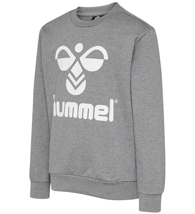 Image of Hummel Sweatshirt - Dos - Mørk Gråmeleret (NA685)