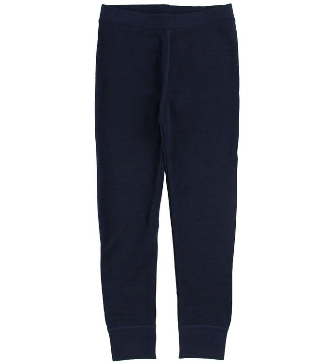 Hust and Claire Leggings UldBambus Navy