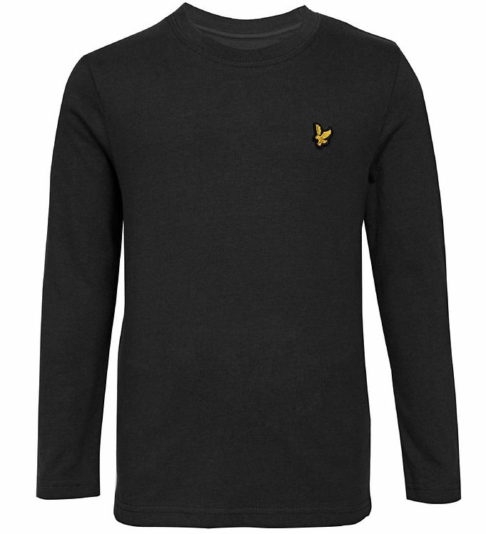 Image of Lyle & Scott Bluse - Junior - Sort (NA806)