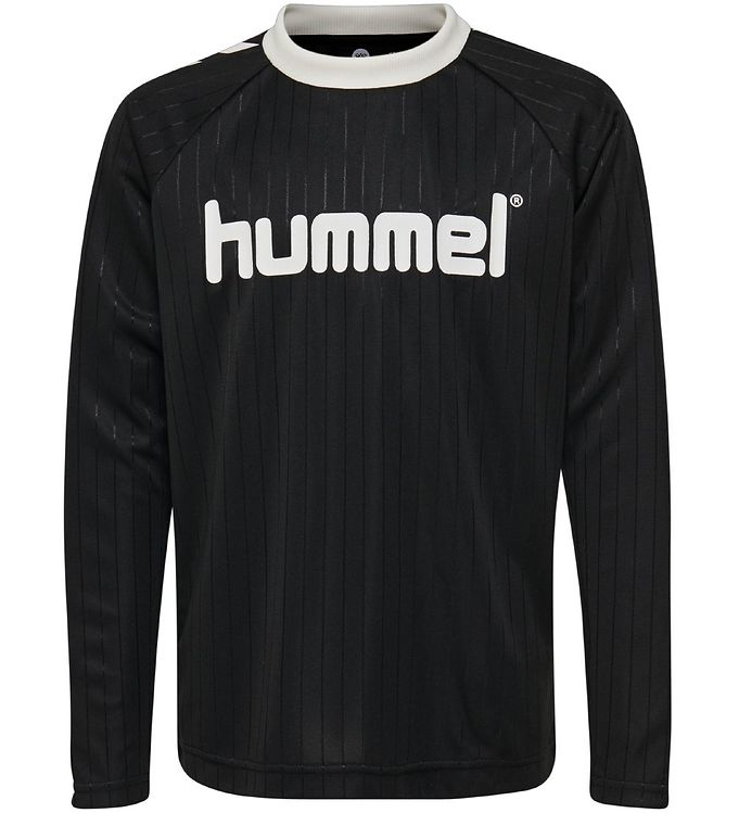 Image of Hummel Teens Bluse - Clark - Sort (NB280)