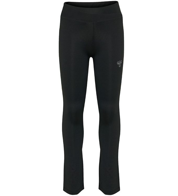 Image of Hummel Leggings - HMLRuna - Sort (NB308)