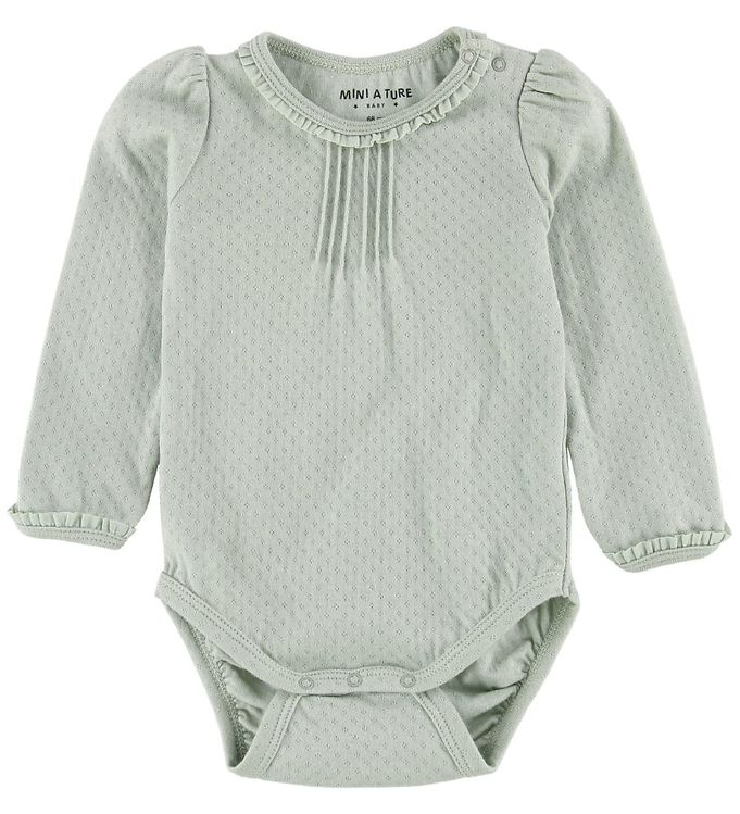 Mini A Ture Body l/æ - Akeleje - Puritan Grey