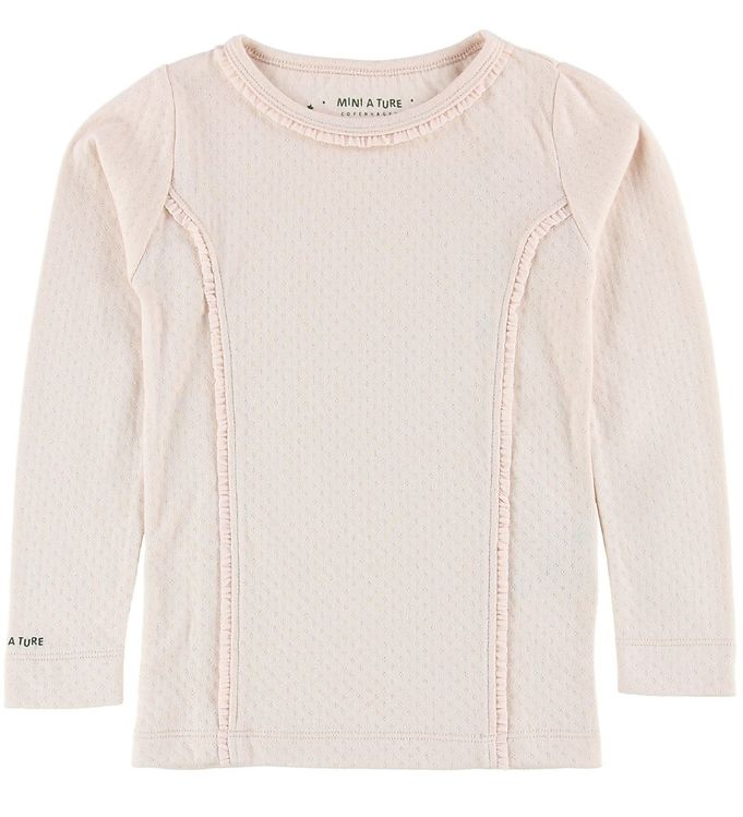 Image of Mini A Ture Bluse - Aje - Silver Peony (NB601)