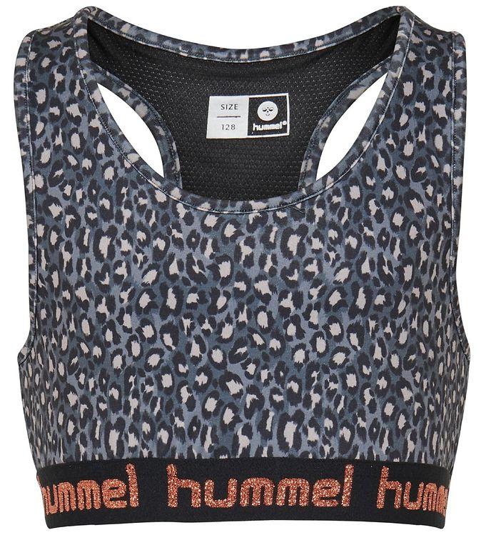 Image of Hummel Træningstop - HMLMimmi - Leopard (NC283)