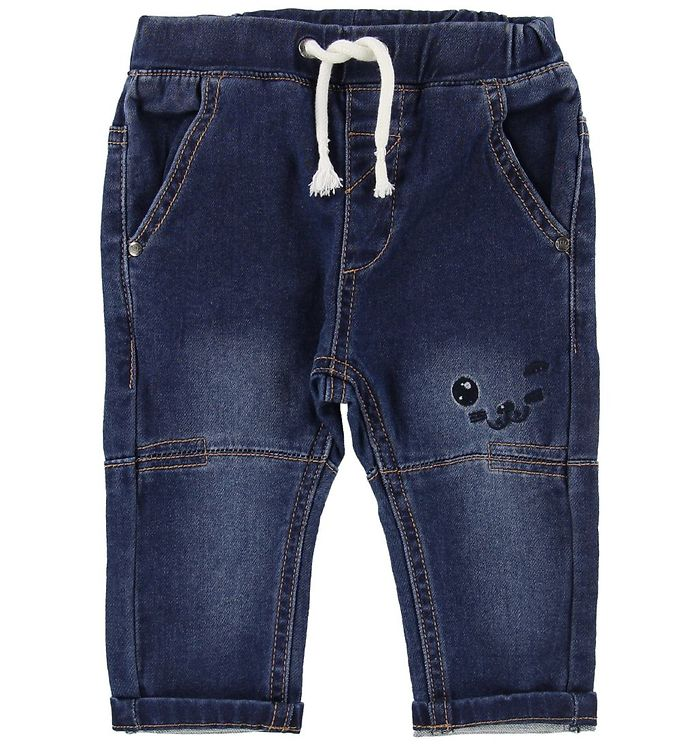 Image of Hust and Claire Jeans - Junior - Blå Denim (ND286)