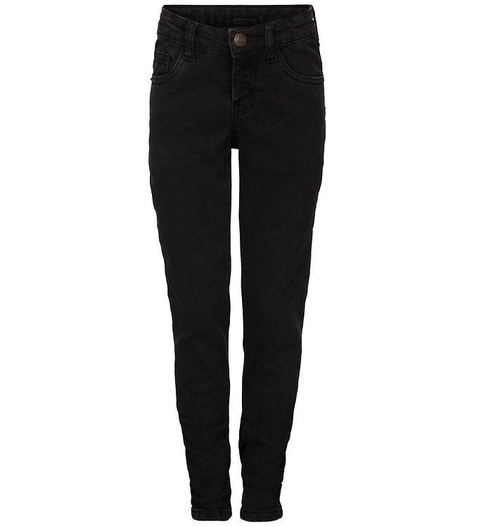 Image of Schnoor Jeans - Noah - Sort (ND397)