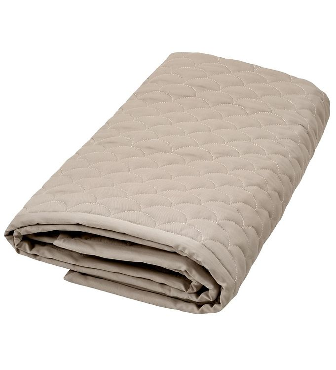 Image of Cam Cam Tæppe - 120x120 - Quilted - Hazel (ND842)
