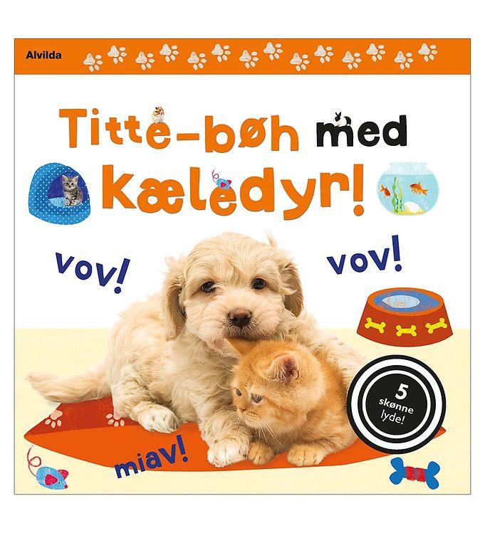 Image of   Alvilda Bog - Titte-Bøh Med Kæledyr