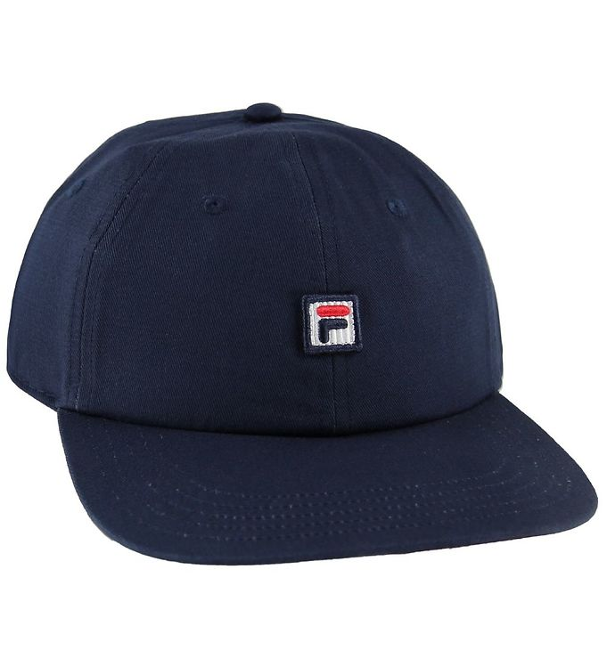 Image of Fila Kasket - Dad Cap F-Box - Navy (NF252)