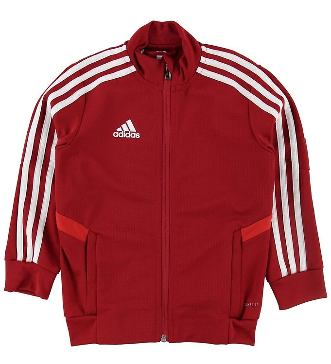Image of adidas Performance Cardigan - Tiro19 - Rød