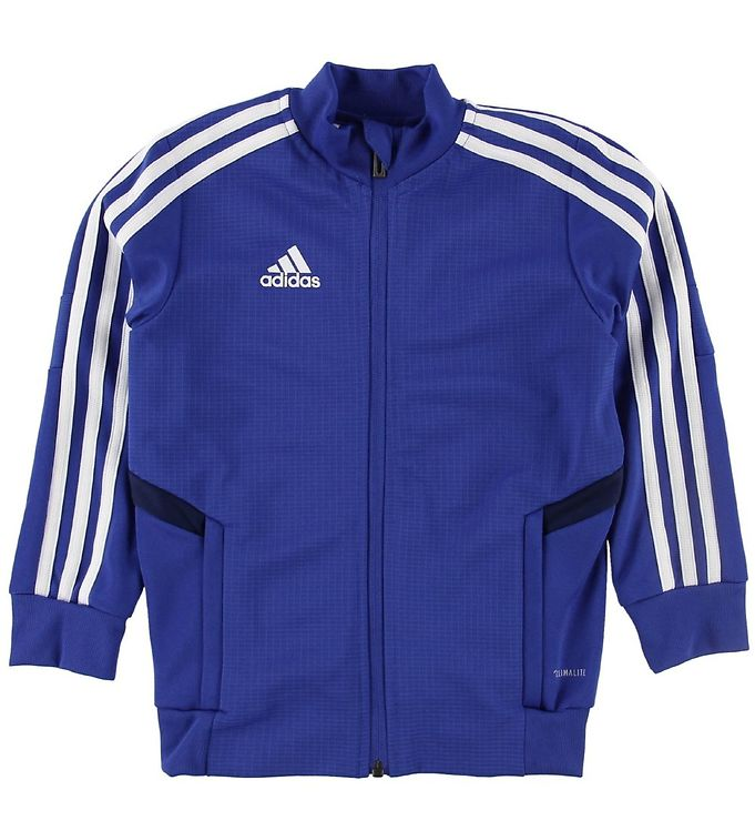 Image of adidas Performance Cardigan - Tiro19 - Blå