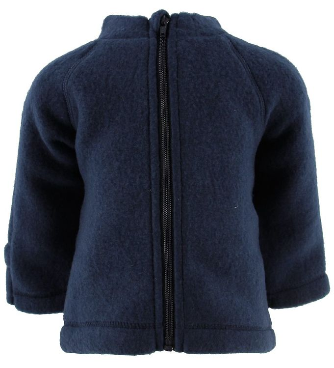 Mikk-Line Cardigan - Uld - Blue Nights