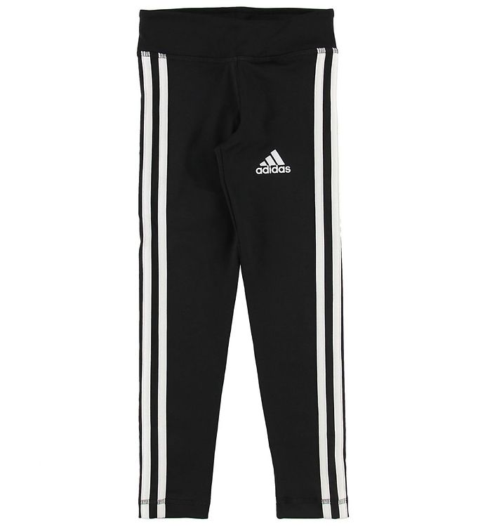 Image of adidas Performance Leggings - Sort m. Striber (NF544)