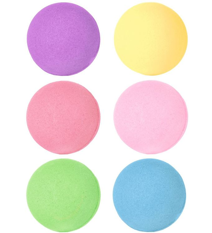 Image of Miss Nella Bath Bomb - 6-pak - Rainbowfizz (NF823)