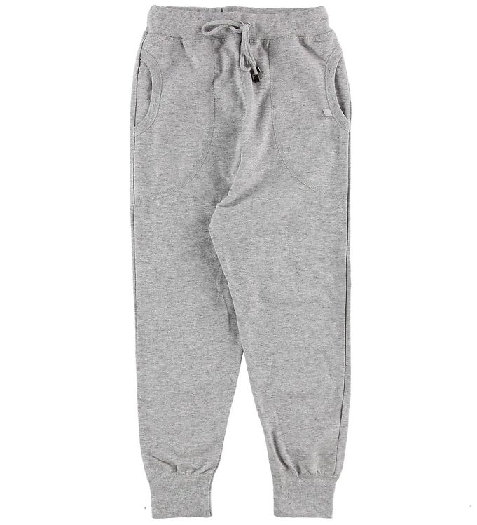 Image of Say-So Sweatpants - Gråmeleret (NG431)