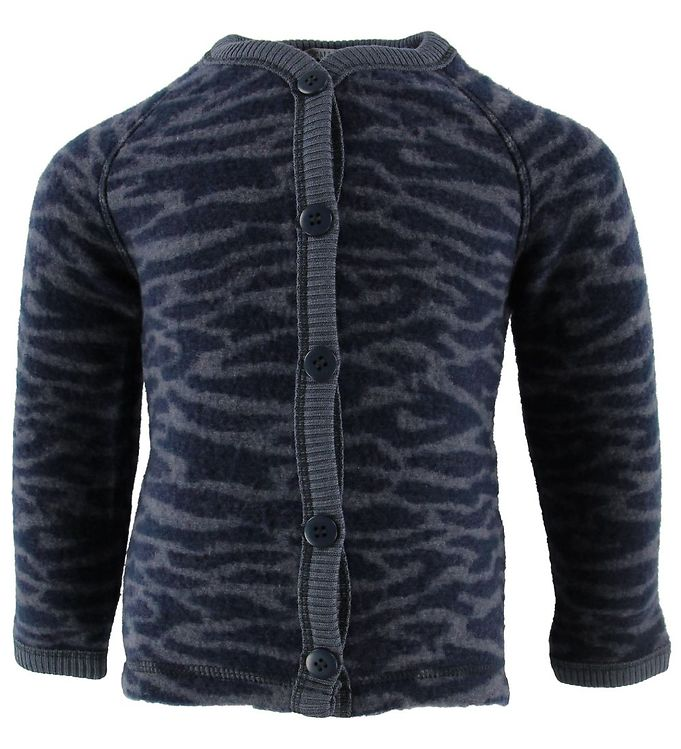 Image of Smallstuff Cardigan - Uld - Zebra (NG568)