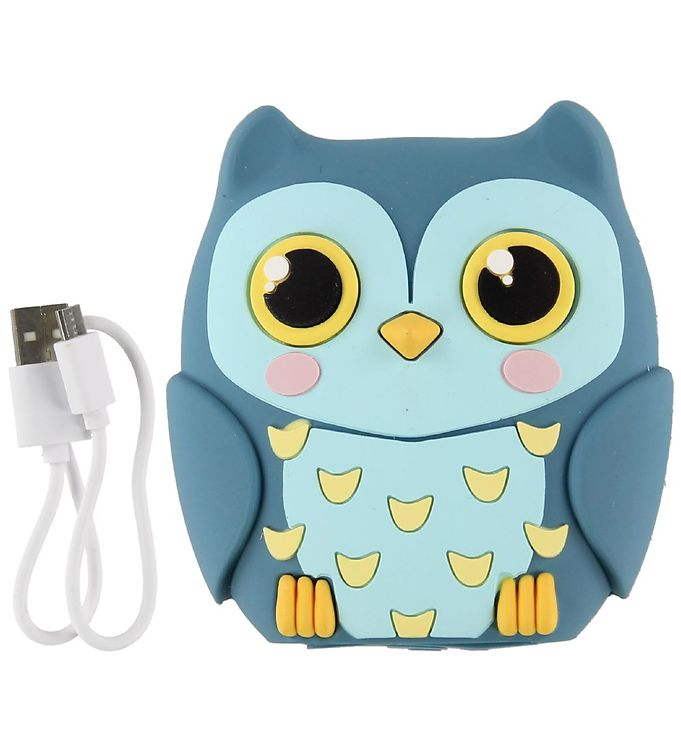 Image of Moji Power Powerbank - Baby Owl - 2600mAh (NG641)