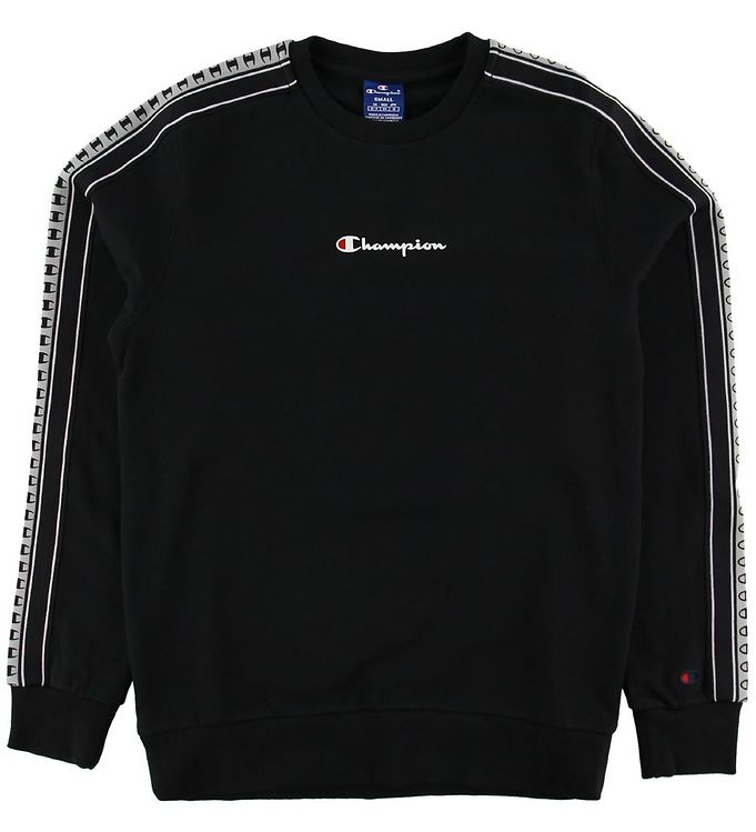 Image of Champion Fashion Sweatshirt - Sort (NG650)