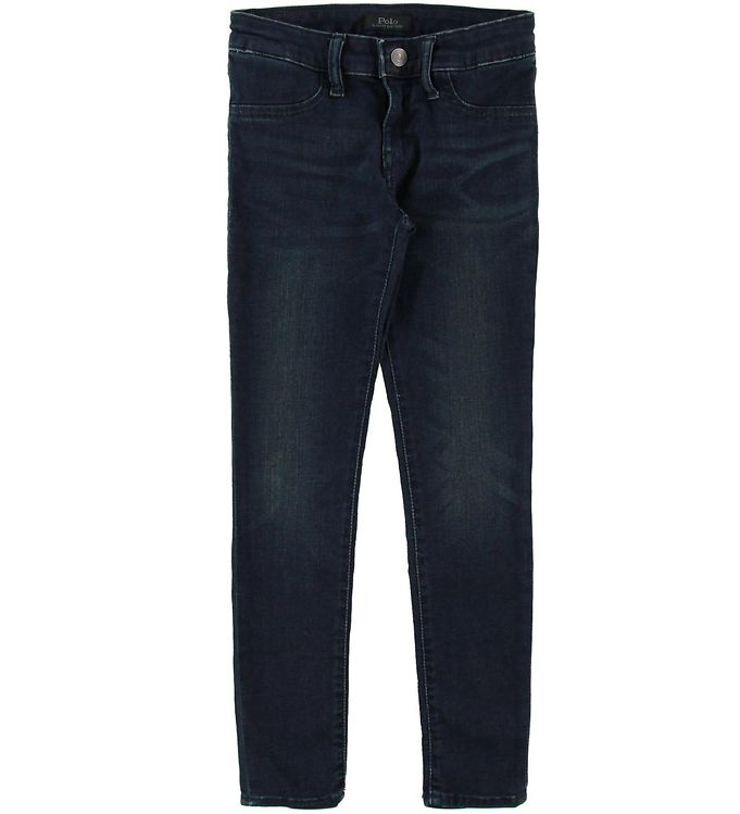 Polo Ralph Lauren Jeggings - Navy Denim